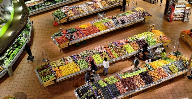 Que pouvez-vous trouver dans une épicerie salée?